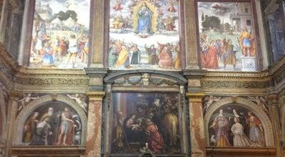 Photo of Church Chiesa di San Maurizio al Monastero Maggiore at Corso Magenta, 15, Milano 20123, Italy