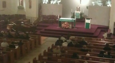 Photo of Church St. John the Apostle at 1805 Penbrook Terrace, Clark, NJ 07066, United States