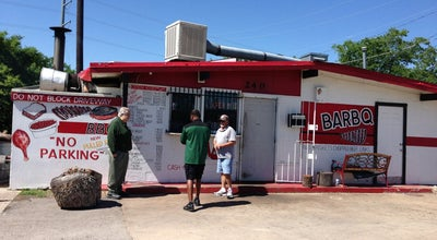 Photo of BBQ Joint Meshack's Bar-be-que Shack at 240 E Avenue B, Garland, TX 75040, United States