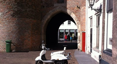 Photo of Monument / Landmark Sassenpoort at Sassenstraat 53, Zwolle 8011 PB, Netherlands