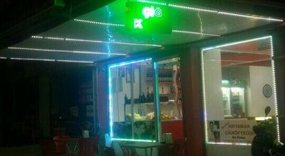Photo of Mediterranean Restaurant Meşhur Adıyaman Çiğköftecisi (BAYIR) at Bayır, Turkey