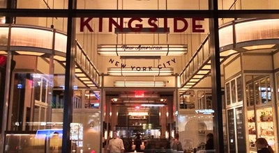 Photo of Restaurant Kingside at 120 W 57th St, New York, NY 10019, United States