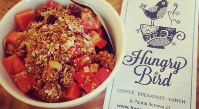 Photo of Coffee Shop Hungry Bird Coffee at Jl. Pantai Berawa No. 33, Badung, Bali 80361, Indonesia
