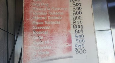 Photo of Burger Joint Tacos Viques at Costa Rica