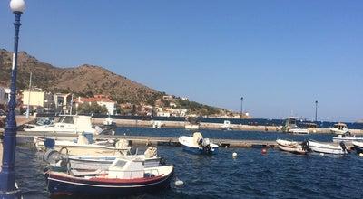 Photo of Harbor / Marina Kardamyla Port at Greece