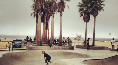 Photo of Skate Park Venice Beach Skate Park at Ocean, Los Angeles, CA 90291, United States