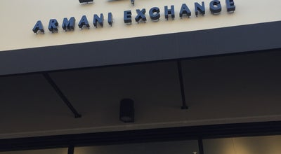 Photo of Boutique A/X Armani Exchange at 4457 Camino De La Plz, San Diego, Ca 92173, United States