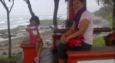 Photo of Beach Rest Area Yeh Leh Perbatasan Jembrana Tabanan at Pekutatan, Indonesia