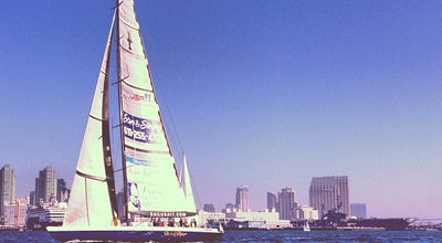 Photo of Harbor / Marina San Diego Bay at San Diego, CA 92101, United States