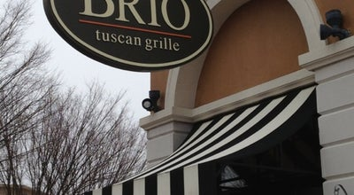 Photo of Italian Restaurant Brio Tuscan Grille at 9210 Stony Point Pkwy, Richmond, VA 23235, United States