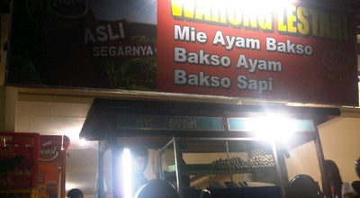 Photo of Ramen / Noodle House Lestari Mie Ayam Bakso at Jl. Diponegoro, Tabanan, Indonesia