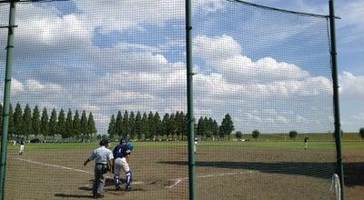 Photo of Baseball Field 大宮けんぽグラウンド (東京健保組合大宮運動場) at 西区二ツ宮113-1, さいたま市 331-0065, Japan