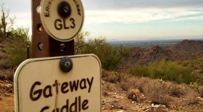 Photo of Trail Gateway Trail at 18333 N Thompson Peak Pkwy, Scottsdale, AZ 85255, United States