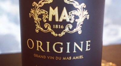 Photo of Vineyard Mas d'Amiel at France