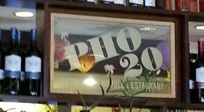 Photo of Vietnamese Restaurant Pho 20 at 2101 Broadway St, Galveston, TX 77550, United States