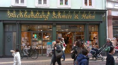 Photo of Bookstore Schmitt & Hahn Buchhandlung at Germany