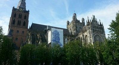 Photo of Church St John Cathedral at Torenstraat, 's-Hertogenbosch NL, Netherlands