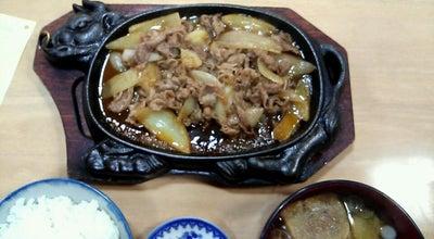 Photo of Diner しらかわ食堂 at 小川町2-6-6, むつ市, Japan