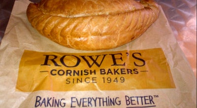 Photo of Bakery Rowes Cornish Bakers at 22 Victoria Sq., Truro TR1 2SD, United Kingdom