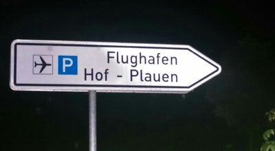 Photo of Airport Flughafen Hof-Plauen (HOQ) at Pirk 20, Hof 95032, Germany