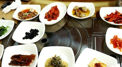Photo of Korean Restaurant 건양식당 at 역전광장2길 5, 순천시 540-963, South Korea