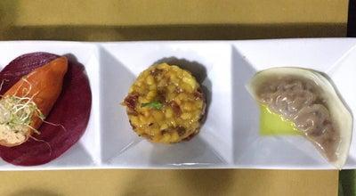 Photo of Vegetarian / Vegan Restaurant Osteria al 55 at Via Messina 55, Milano, Italy