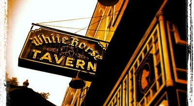 Photo of Pub White Horse Tavern at 567 Hudson St, New York, NY 10014, United States