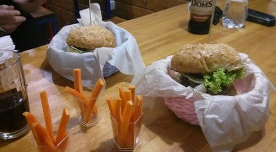 Photo of Burger Joint Корова кольорова / Korova Kol'orova at Вул. Чайковського, 15, Lviv, Ukraine