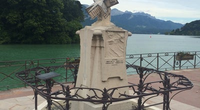 Photo of Historic Site Le Gnomon Du Frere Arsene at Annecy, France