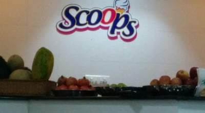Photo of Dessert Shop Scoops at Ernakulam, India