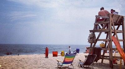 Photo of Beach Belmar Beach~8th Ave at Belmar, NJ, United States