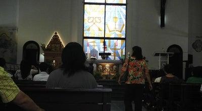 Photo of Church Gereja Katolik Paroki Hati Kudus at Jalan Kolonet Atmo, Palembang, Indonesia