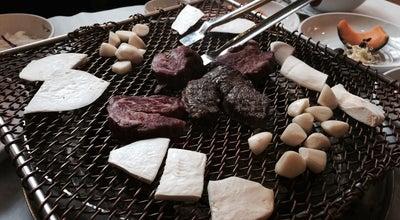 Photo of BBQ Joint 광양숯불구이 at 동구 필문대로 229, 광주광역시, South Korea