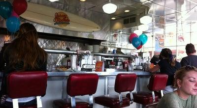 Photo of Diner Johnny Rockets at 188 S Coast Hwy, Laguna Beach, CA 92651, United States