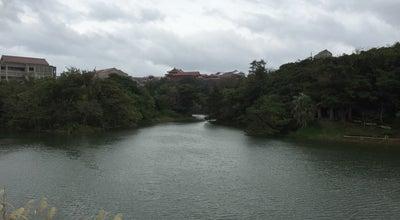 Photo of Lake 龍譚池 at 首里真和志町1, 那覇市, Japan