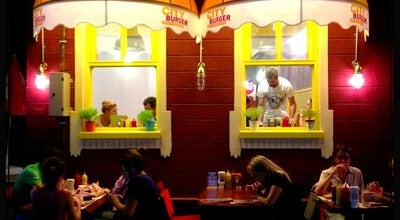 Photo of Burger Joint City Burger at Ihlamurdere Cad. Çelebioğlu Sok. No:15, Beşiktaş, İstanbul, Turkey
