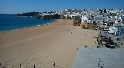Photo of Beach Praia dos Pescadores at Largo Cais Herculano, Albufeira, Portugal