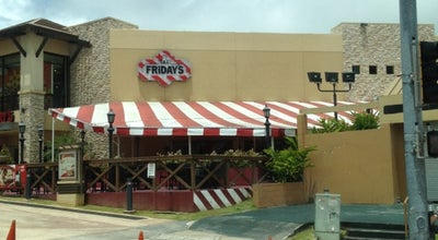 Photo of American Restaurant TGI Friday's at 1310 Pale San Vitores Rd., Tumon 96931, Guam
