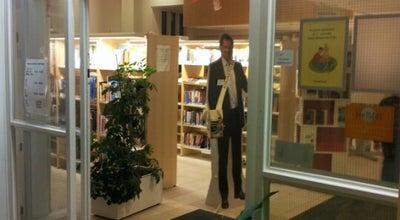 Photo of Library Tapiolan kirjasto at Kaupinkalliontie 10, Espoo 02100, Finland
