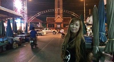 Photo of Monument / Landmark Clock Tower of Photharam | หอนาฬิกาโพธาราม at Photharam, Thailand