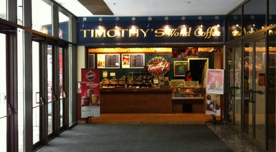 Photo of Coffee Shop Timothy's World Coffee at 801 Bay St, Toronto, ON M5S 1Y9, Canada