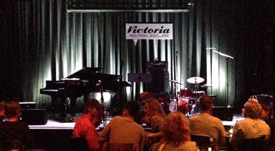 Photo of Jazz Club Nasjonal Jazzscene at Karl Johans Gate 35, Oslo 0162, Norway