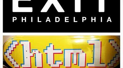 Photo of Board Shop Exit Skateshop at 825 N 2nd St, Philadelphia, PA 19123, United States