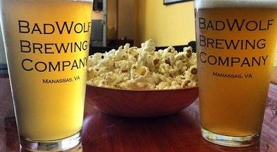 Photo of Brewery BadWolf Brewing Company at 9776 Center St, Manassas, VA 20110, United States