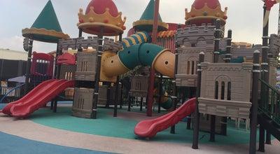 Photo of Playground Playparq Bintaro at Indonesia
