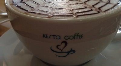 Photo of Cafe Kesta coffee at Slovakia