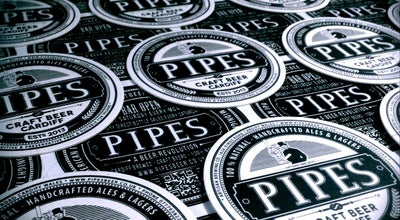 Photo of Brewery Pipes Beer at 183a Kings Rd, Cardiff CF11 9DF, United Kingdom