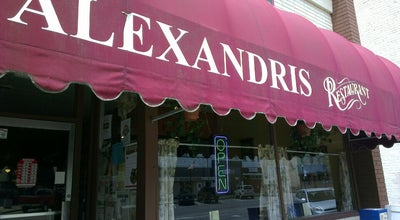 Photo of Diner Alexandris Restaurant at 146 Main St, Wadsworth, OH 44281, United States