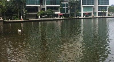 Photo of Lake The Lake at Taylor's University Lakeside Campus, Petaling Jaya, Malaysia