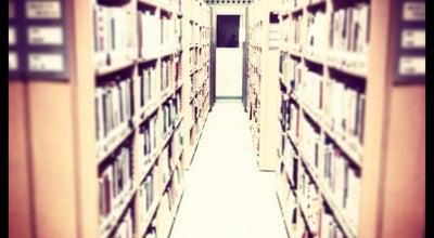 Photo of Library 아람누리도서관 at 일산동구 중앙로 1286, 고양시 410-768, South Korea